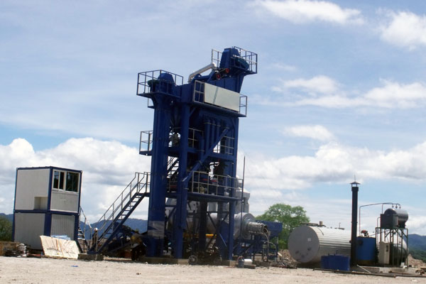 60t asphalt mixing plant for sale