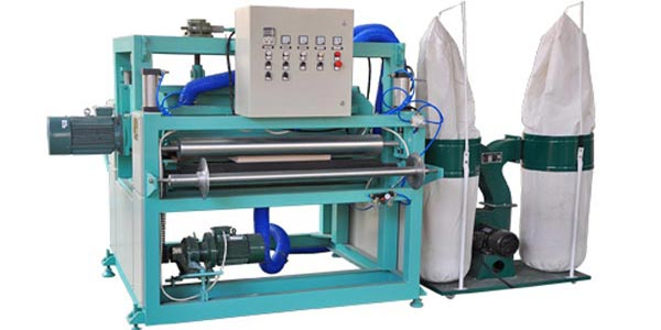 Four-sided molding machine
