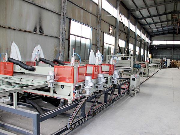 XPS Foamed Board Production Line