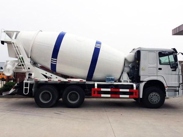 16m³ concrete mixer truck for sale