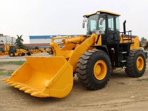 Wheel Loader Was Sent to Philippine
