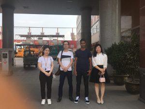 customer visit