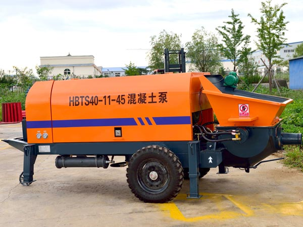 Aimix electric concrete pump