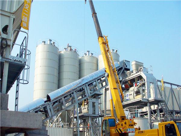 300 T cement silo