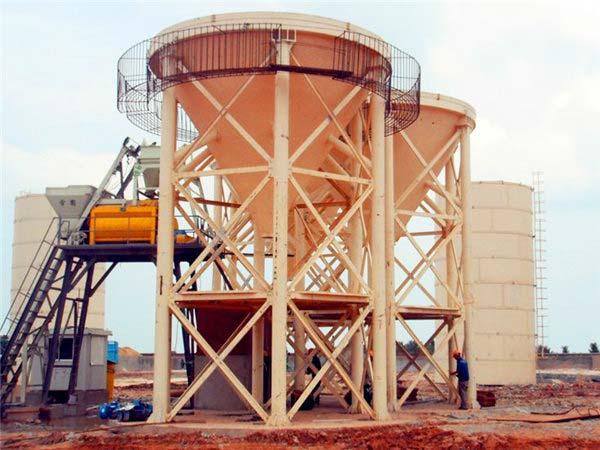 500 T cement silo