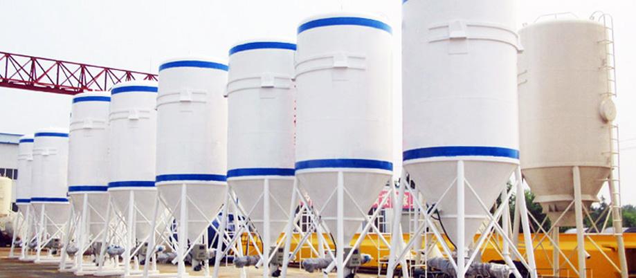 Aimix bolted silo