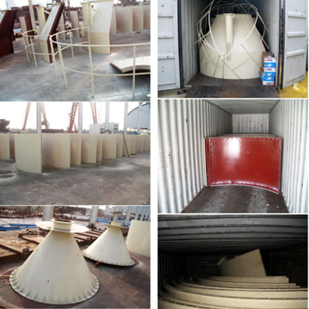 Aimix bolted silos for sale