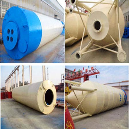 welded silos
