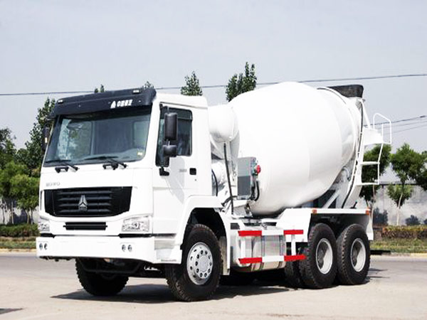 9m3 Aimix mobile concrete mixer truck for sale