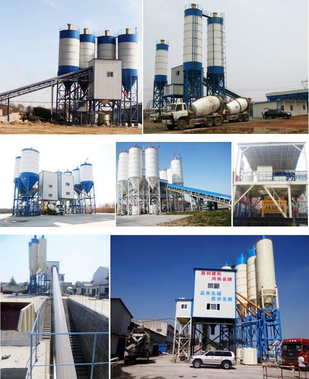 Concrete Plant Project Cases