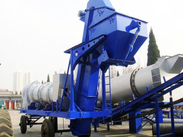 DHB20 asphalt drum plant