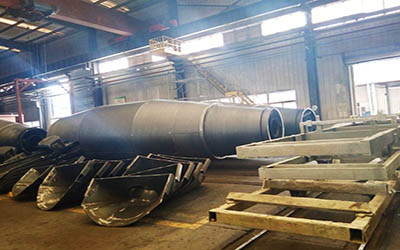 Quality steel makes machine long-lasting