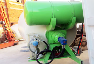 Water supply cleaning system
