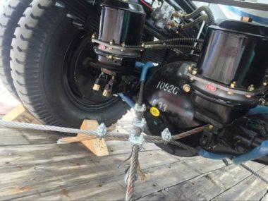 Hydraulic transmission system