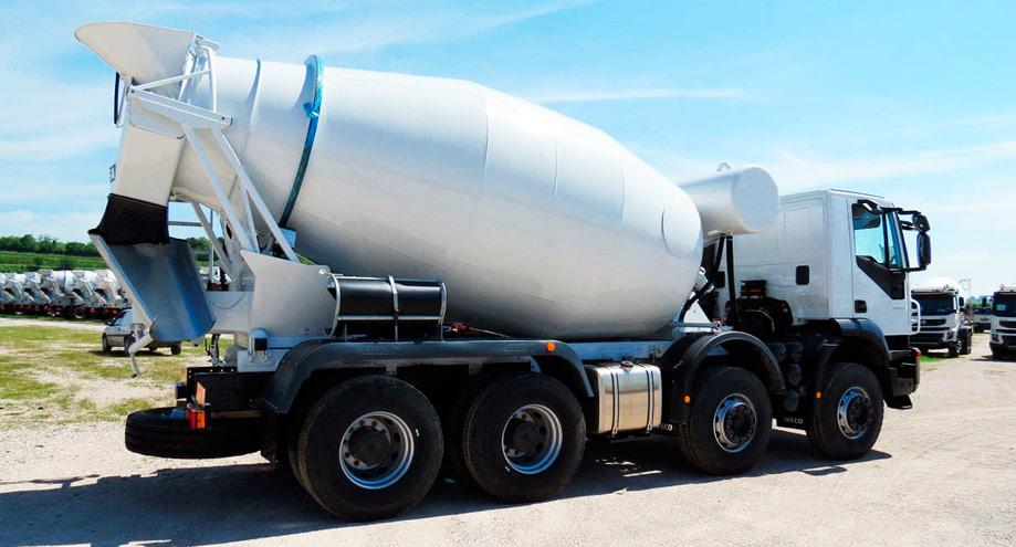 Aimix Concrete Mixer Truck