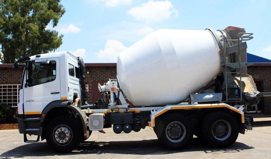 Aimix Mobile Concrete Truck