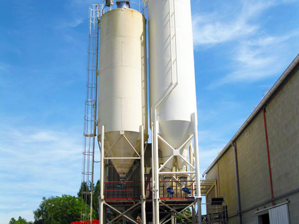 Aimix Vertical Cement Silos