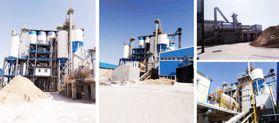 Aimix dry mortar working in Iran