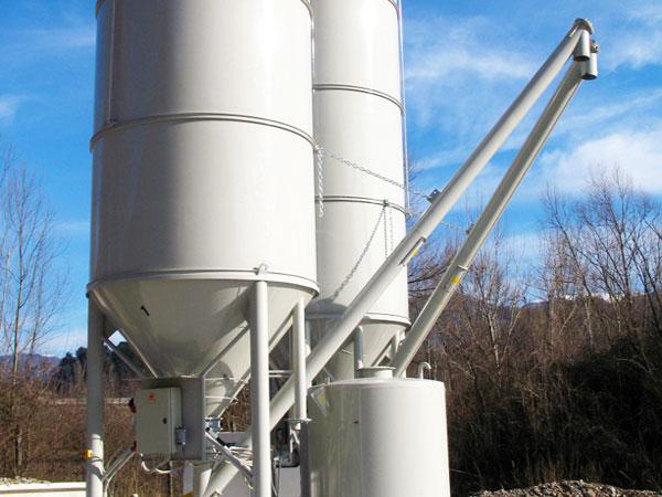 Vertical Cement Silos