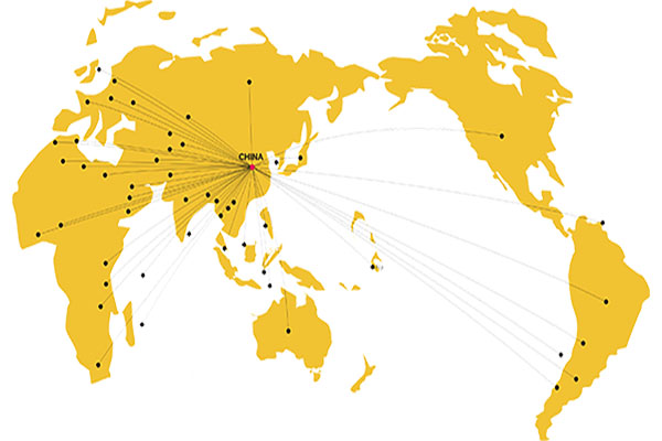 footprint of Aimix Group