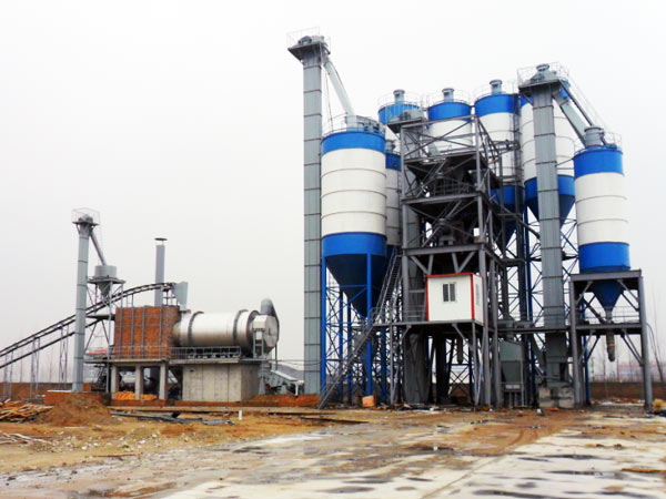 large dry mortar production line