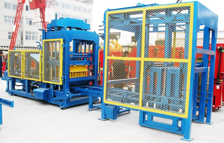Aimix Cement Block Machine