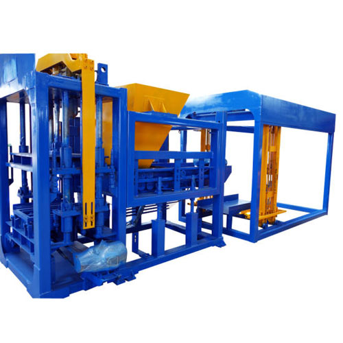 ABM-12S concrete block manufacturing machine