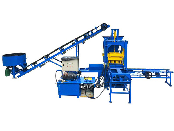 ABM-3S Block Making Machine for Sale