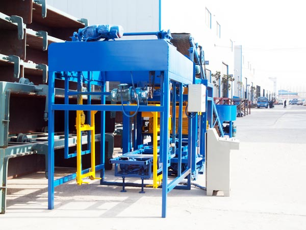 concrete block machine for sale