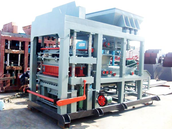 ABM-6S brick machine