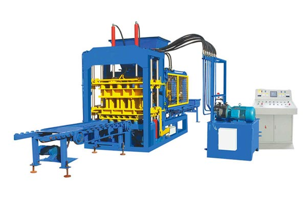 ABM-6S cement block making machine for sale