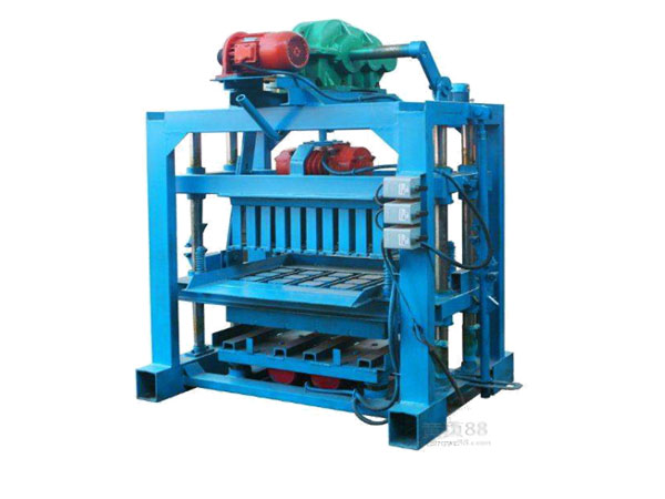 mechanical brick made machine