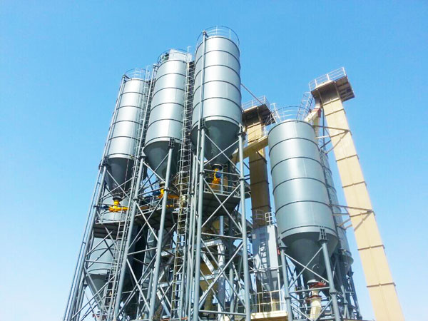 China big dry mortar plant