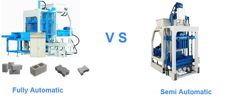 Fully Automatic VS Semi Automatic