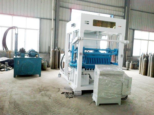 ABM-12S automatic block manufacturing machine
