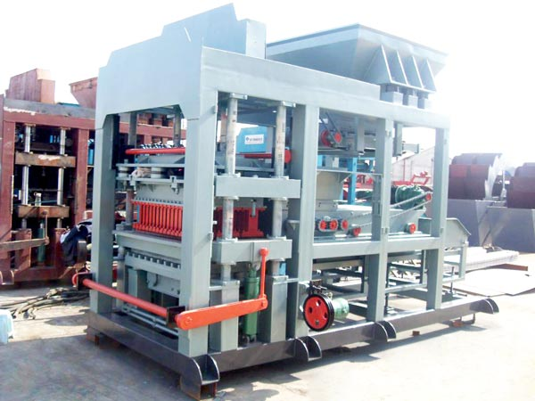 ABM-6S fly ash brick machine for sale