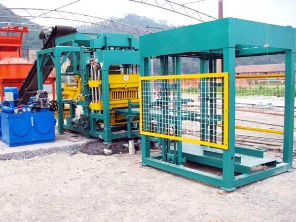QT8-15 fly ash block machine for sale