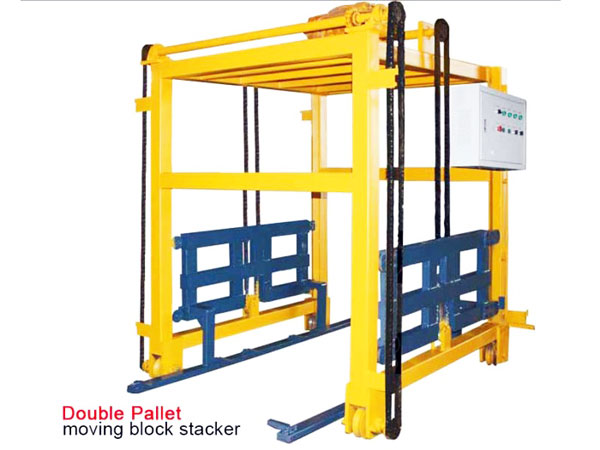 brick stacking equipment