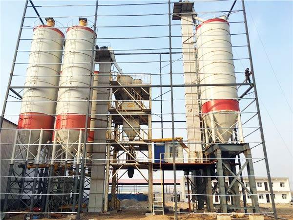 Big Dry Mortar Production line