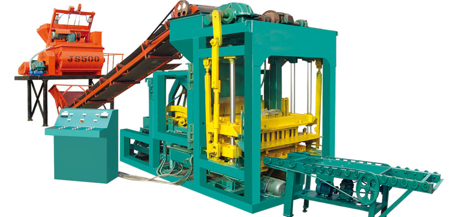 Hollow Block Making Machine for sale