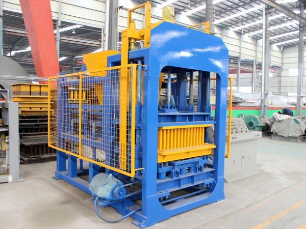 ABM-6S hollow brick machine