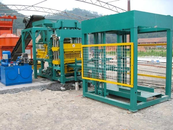 ABM-8S hollow block machine