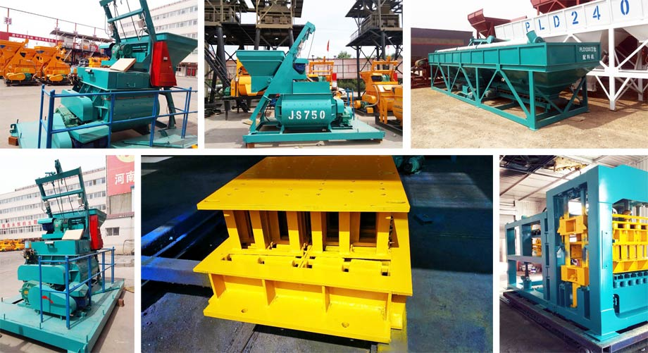 delivering Interlocking Brick Making Machine to Australia