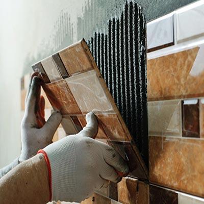 dry mortar for tile
