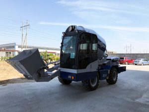 self loader mixer for sale