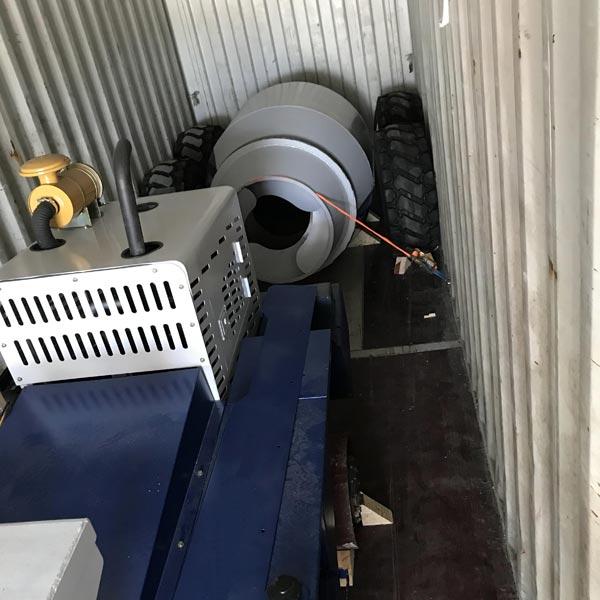loading self loader mixer