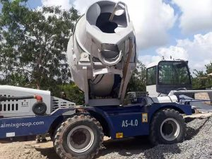 Self Loader Mixer Working
