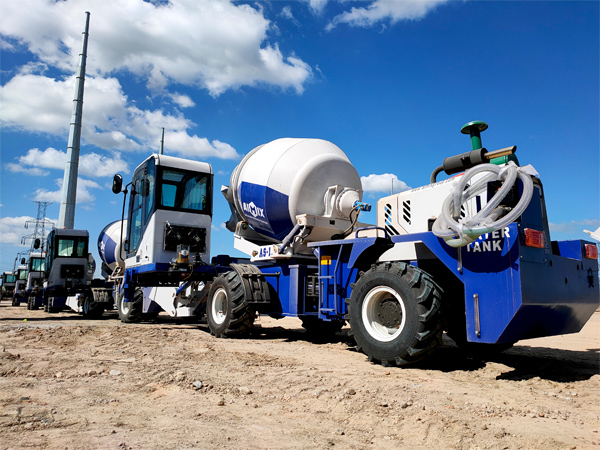 Self Loading Mixer in Philippines