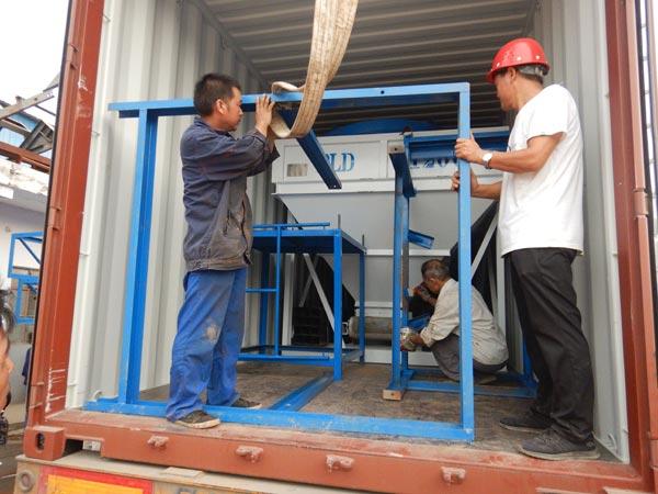 Loading Concrete Plant